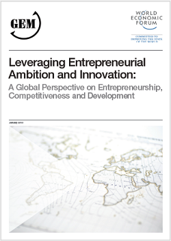 GEM 2015 Special Topic Leveraging Entrepreneurial Ambition and Innovation