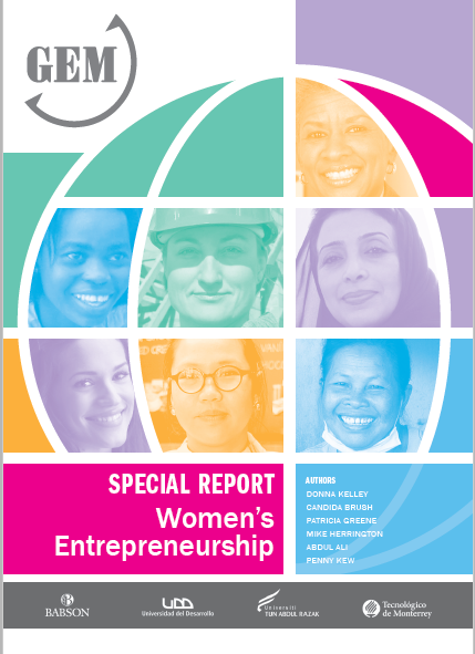 GEM 2015 Women's report