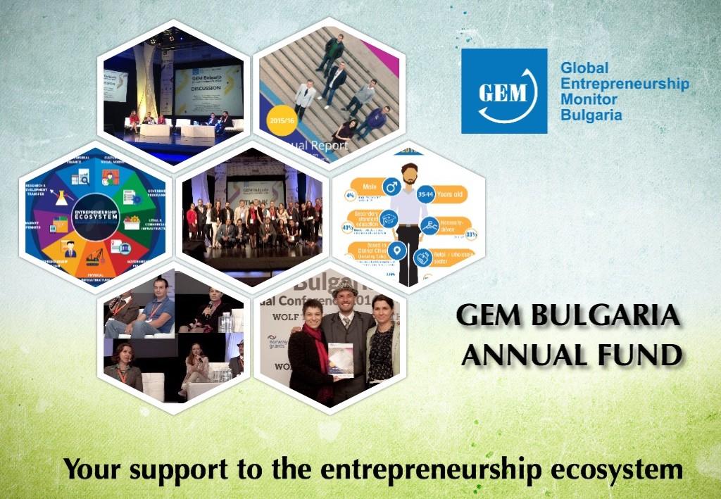 GEM Bulgaria annual fund