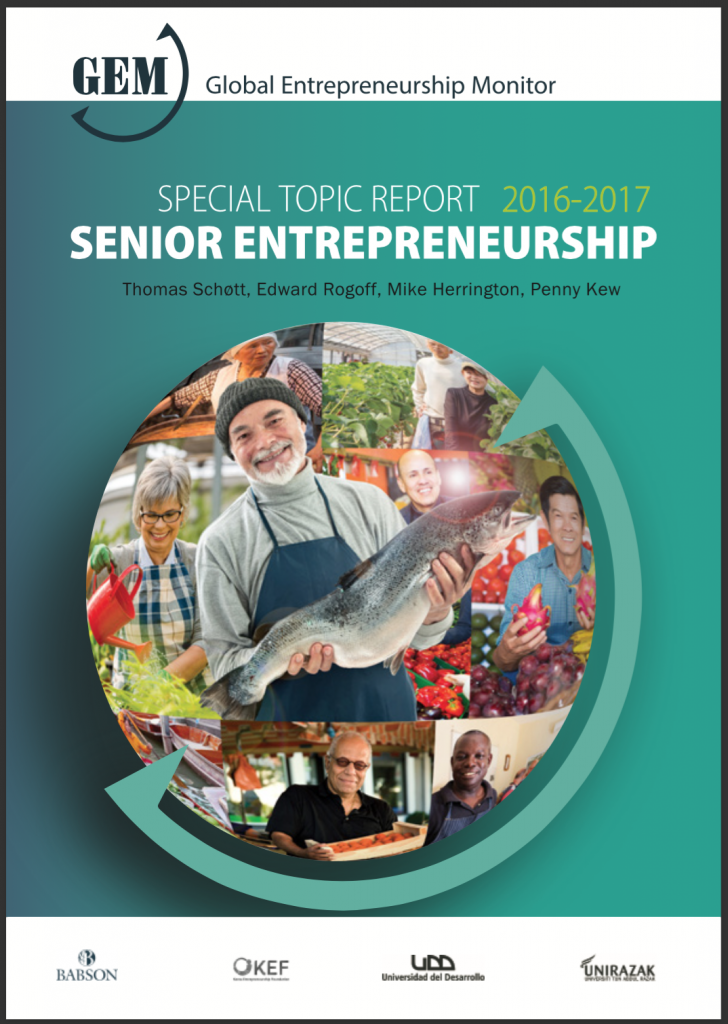 GEM 2016/17 Senior Entrepreneurship